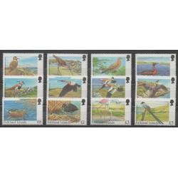 Falkland - 1998 - No 714/725 - Oiseaux