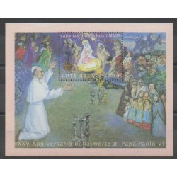 Vatican - 2003 - Nb BF26 - Pope - Christmas