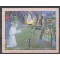 Vatican - 2003 - No BF26 - Papauté - Noël