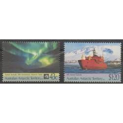 Australie - territoire antarctique - 1991 - No 88/89 - Polaire