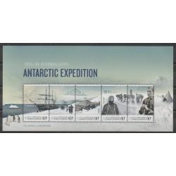 Australie - territoire antarctique - 2012 - No BF11 - Polaire
