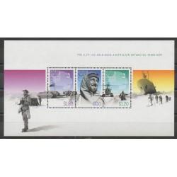 Australie - territoire antarctique - 2012 - No BF10 - Polaire