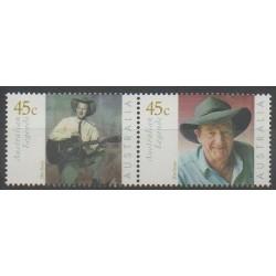 Australie - 2001 - No 1911/1912 - Musique