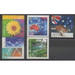 Australie - 2000 - No 1819/1823