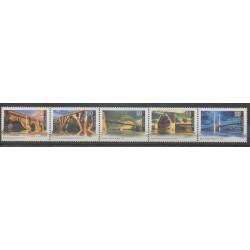 Australie - 2004 - No 2177/2181 - Ponts