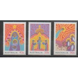 Australie - 2003 - No 2165/2167 - Noël
