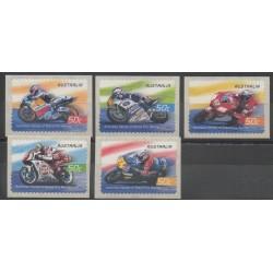Australie - 2004 - No 2273/2277 - Motos