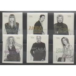Australia - 2005 - Nb 2291/2296 - Fashion