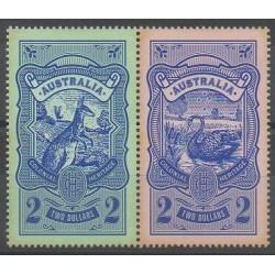 Australie - 2011 - No 3478/3479 - Timbres sur timbres
