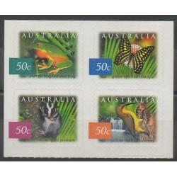 Australie - 2003 - No 2131/2134 - Animaux