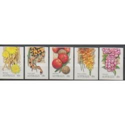 Australia - 2002 - Nb 2058A/2058E - Fruits
