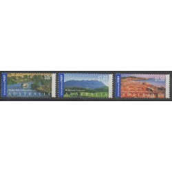 Australie - 2002 - No 2028/2030 - Sites