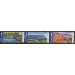 Australie - 2002 - No 2028/2030 - Sites