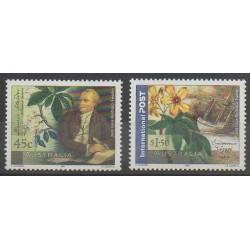 Australie - 2001 - No 1974/1975 - Flore