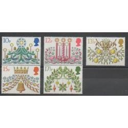 Grande-Bretagne - 1980 - No 959/963 - Noël