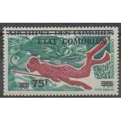 Comores - 1975 - No PA76