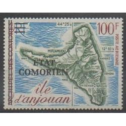 Comores - 1975 - No PA81