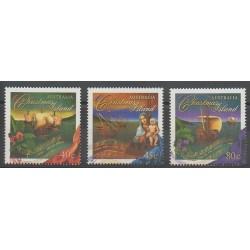 Christmas (Island) - 1996 - Nb 429/431 - Christmas
