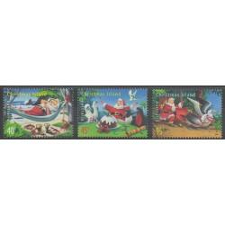 Christmas (Island) - 1999 - Nb 470/472 - Christmas