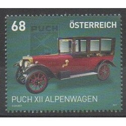 Austria - 2017 - Nb 3172 - Cars