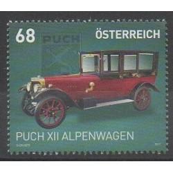 Autriche - 2017 - No 3172 - Voitures