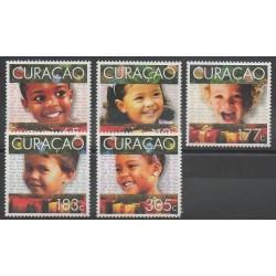 Curaçao - 2014 - No 443/447 - Noël - Enfance