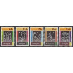 Curaçao - 2012 - No 301/305 - Noël