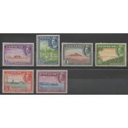 Curaçao - 1943 - No 149/154 - Sites