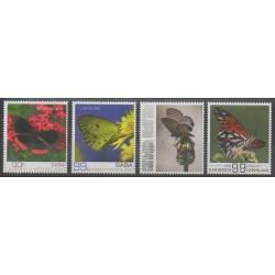 Pays-Bas caribéens - Saba - 2017 - No 31/34 - Insectes