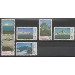 Turquie - 1982 - No 2364/2369 - Sites