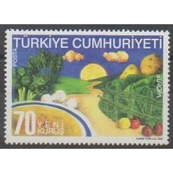 Turquie - 2005 - No 3167 - Gastronomie - Europa