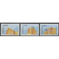 Turquie - 2000 - No 2977/2979 - Monuments