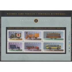 Canada - 1994 - No BF12 - Transports