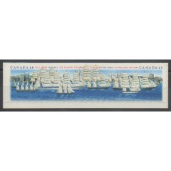 Canada - 2000 - Nb 1805/1806 - Boats