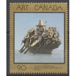 Canada - 1996 - No 1461 - Art