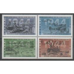 Canada - 1994 - No 1390/1393 - Seconde Guerre Mondiale