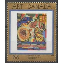 Canada - 1995 - No 1402 - Peinture