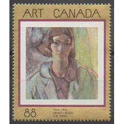 Canada - 1994 - No 1364 - Peinture