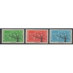 Turquie - 1962 - No 1627/1629 - Europa