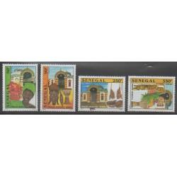 Sénégal - 2001 - No 1617/1620 - Artisanat