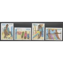 Sénégal - 2012 - No 1841/1844 - Artisanat