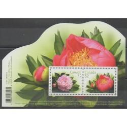 Canada - 2008 - No BF101 - Fleurs