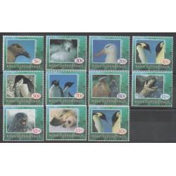 Terre de Ross - 1994 - No 27/37 - Oiseaux