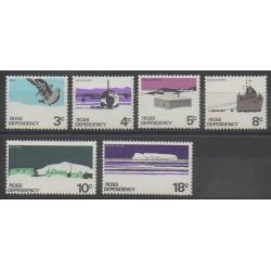 Terre de Ross - 1972 - No 9/14 - Polaire