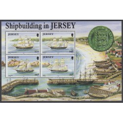 Jersey - 1992 - Nb BF 6 - Boats