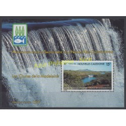 New Caledonia - Blocks and sheets - 1992 - Nb BF 13