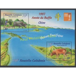 New Caledonia - Blocks and sheets - 1997 - Nb BF 18