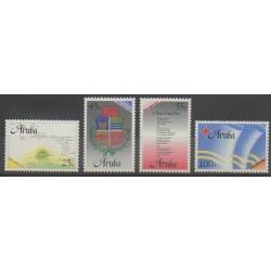 Aruba - 1986 - No 1/4 - Histoire