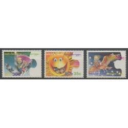 Aruba - 1994 - No 148/150 - Enfance