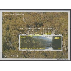 New Caledonia - Blocks and sheets - 1992 - Nb BF 12